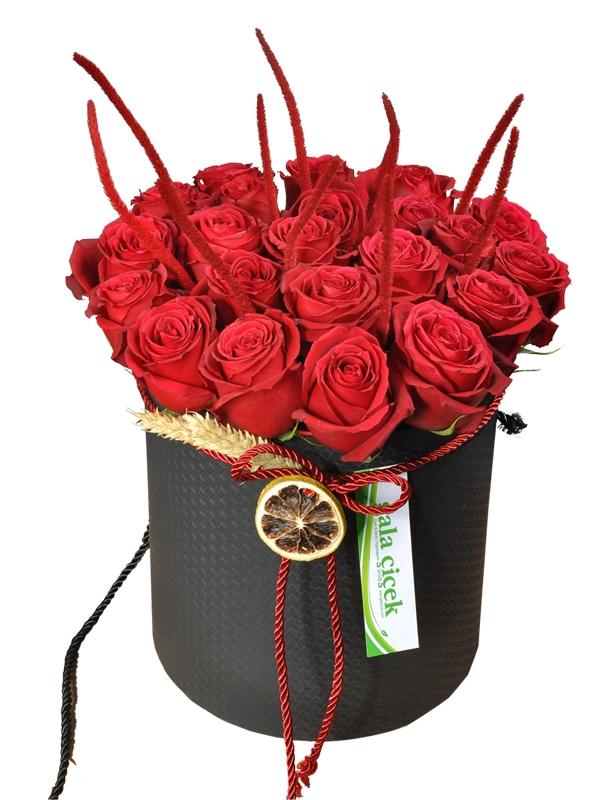 Kutuda İthal Güller