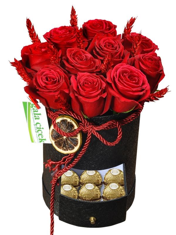 Güller ve Çikolata