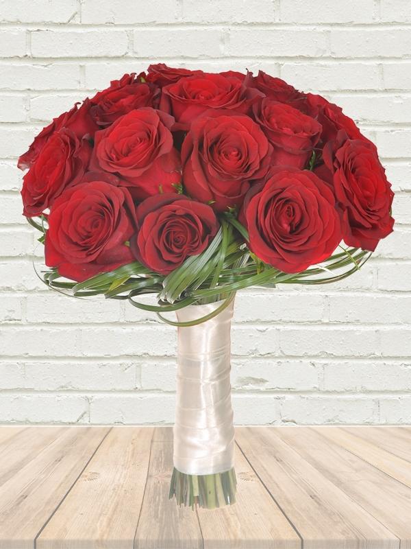 Kırmızı Şık Gelin El Çiçeği